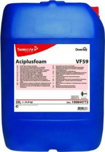 Detergent profesional Aciplusfoam 20 litri