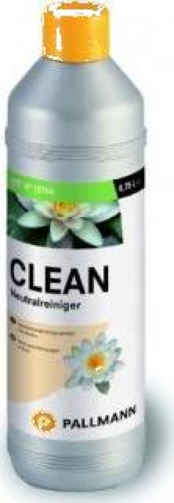 Detergent profesional Pallmann Clean
