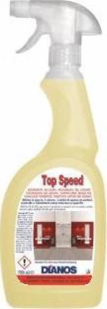 Detergent profesional alcalin Top Speed