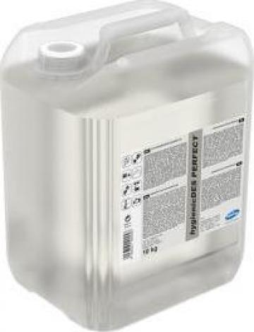Dezinfectant concentrat lichid Hygienic Des Perfect 10 kg.