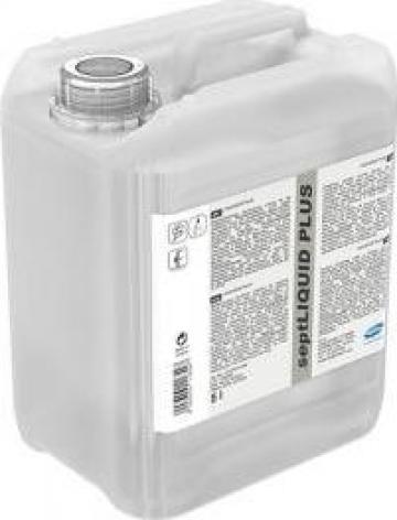 Dezinfectant pentru maini - Sept Liquid Plus 5 litri