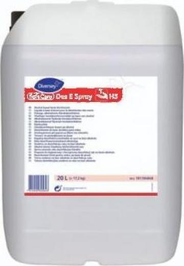 Dezinfectant pentru maini Soft Care Des E Spray 20L