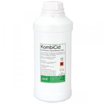 Dezinfectant suprafete Kombicid - Germania (2litri)