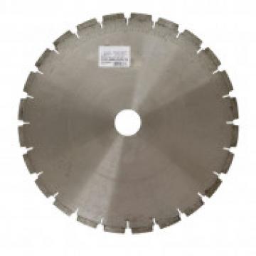 Disc cu segmente diamantate H 10mm pentru beton/pietre dure
