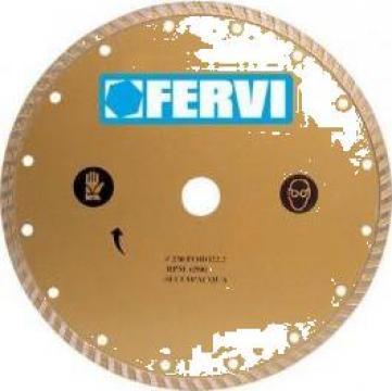 Disc diamantat 230 mm turbo 0527