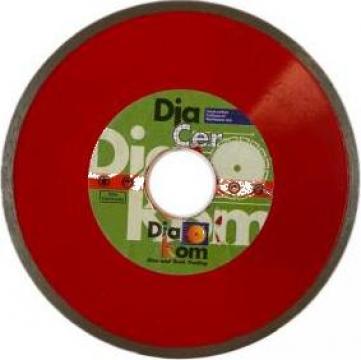 Disc diamantat pentru debitat ceramica diametru 150 / 30 mm