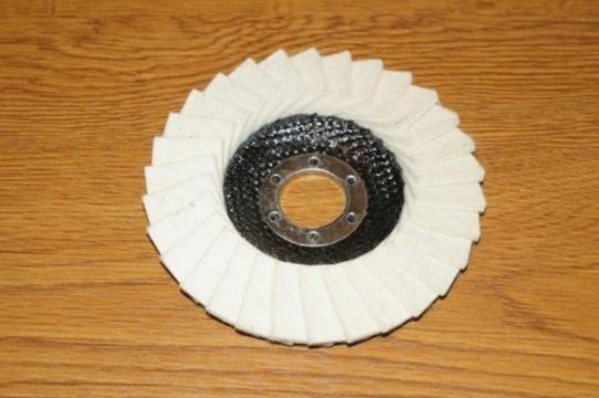 Disc lamelar frontal 115x22, pasla alba