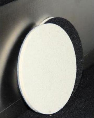 Disc pasla autocolant PA 125 mm