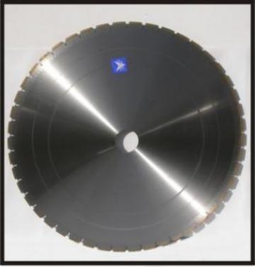 Discuri diamantate profesionale pentru taiere piatra beton
