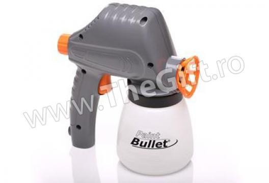 Dispozitiv de zugravit si vopsit Paint Bullet Plus