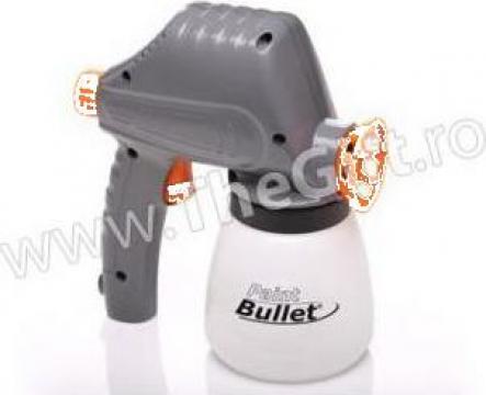 Dispozitiv de zugravit si vopsit Paint Bullet