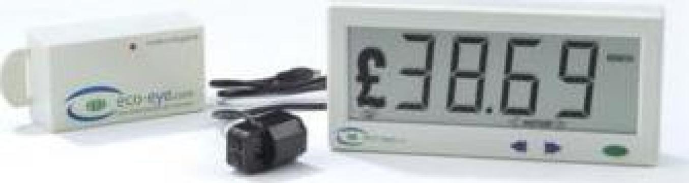 Dispozitiv masurare energie electrica Eco-eye