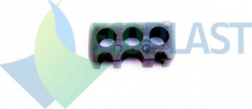 Distantier plastic fier beton M2