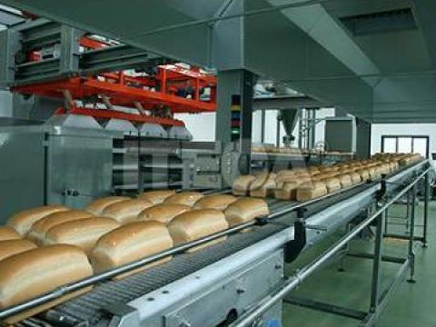 Echipamente linie productie paine