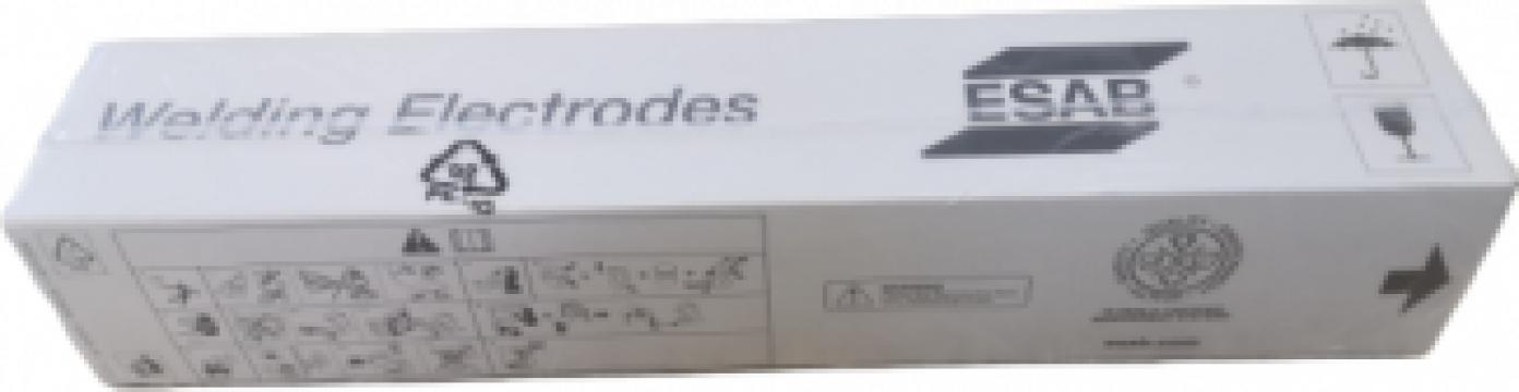 Electrozi rutilici 6013 Xpert, Esab, otel 2,5 x 350 mm