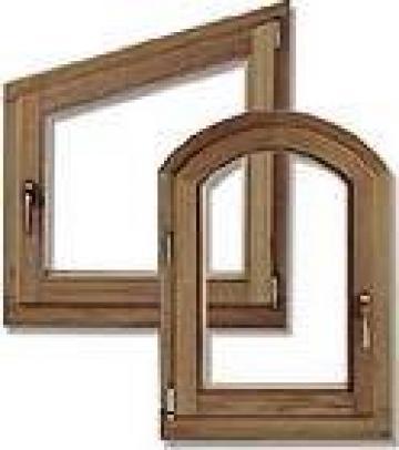 Feronerie ferestre lemn stratificat Maco