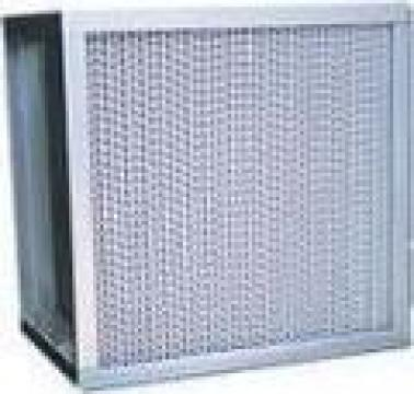 Filtre clase G, F si HEPA, pentru ventilatie & climatizare