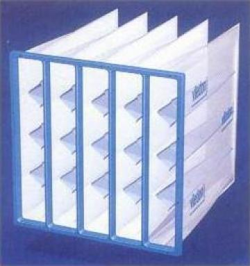 Filtru cu buzunare sisteme de ventilatie ViledonT 60 1/1