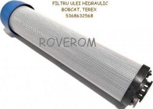 Filtru ulei hidraulic Bobcat 442A, Terex HR32, TC75, TC85