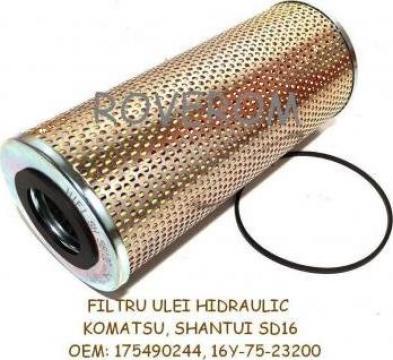 Filtru ulei hidraulic Komatsu, Shantui, Caterpillar