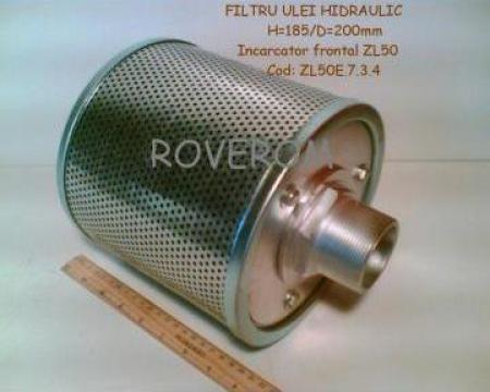 Filtru ulei hidraulic (h=185mm) ZL50G