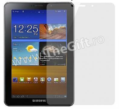 Folie protectoare pentru Samsung P6800, cu bonus