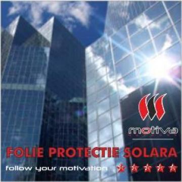 Folie reflexiva protectie solara geamuri