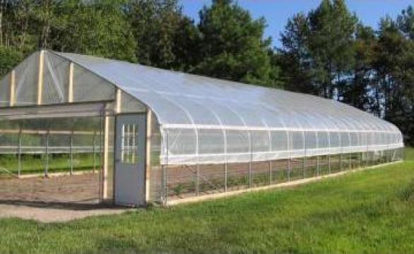 Folie solarii 10,5m x 80 m