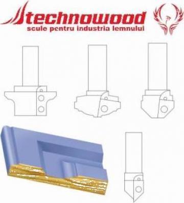 Freza CNC pentru usi 1