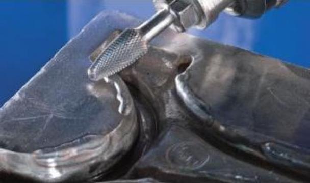 Freze biax carbura metalica cu invelis Hicoat PFERD