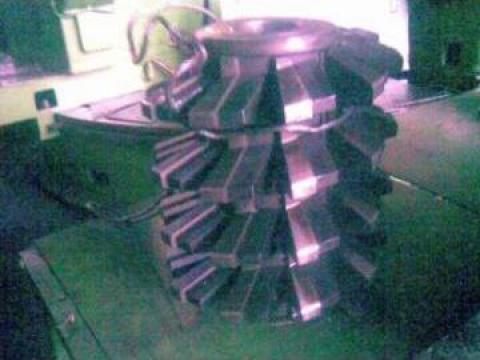 Freze metalice pentru lant