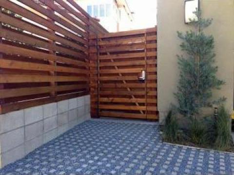Garduri din lemn Ilfov