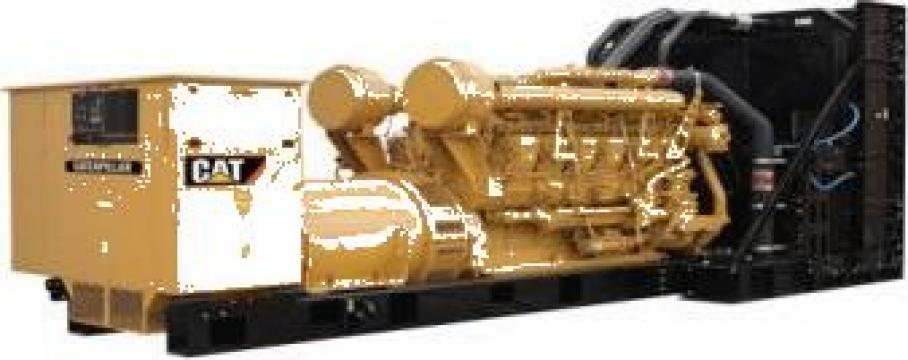 Generatoare de curent diesel 1500 kVA
