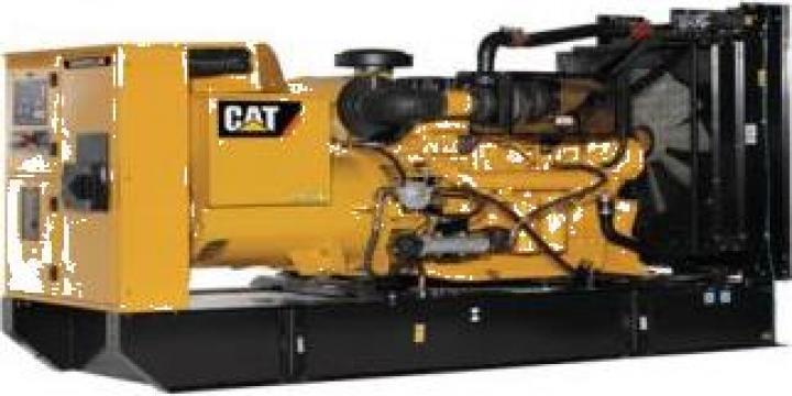 Generatoare de curent diesel 500 kVA