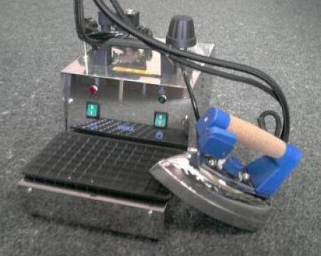Generator aburi Unika Inox cu fier de calcat