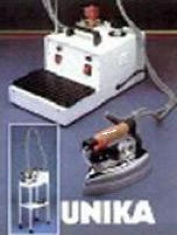 Generator aburi cu fier de calcat Unika