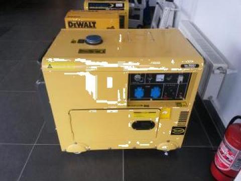 Generator curent Harbinger