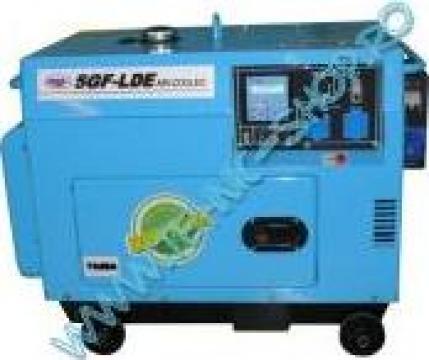 Generator curent diesel Silent 5GF-LDE