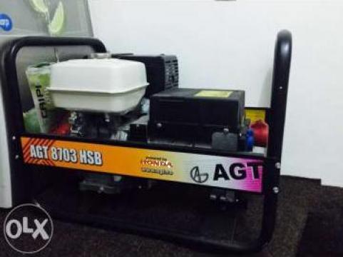 Generator de curent Honda AGT 8703 HSB