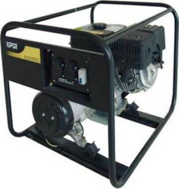 Generator de curent profesional de 5,5kVA