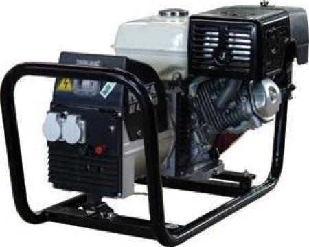 Generator de curent si aeroterma