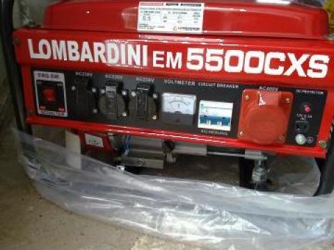 Generator trifazic Lombardini