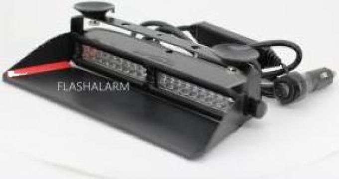 Girofar Flash parbriz F9P 9x2