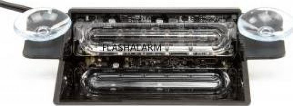 Girofar Flash parbriz FJP3x2
