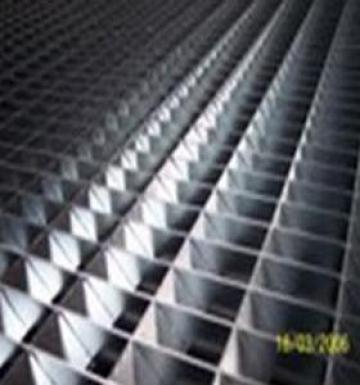 Gratare metalice antiderapante, sudate Coifer GS-SP