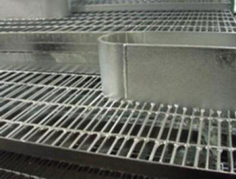 Gratare metalice electrosudate Coifer