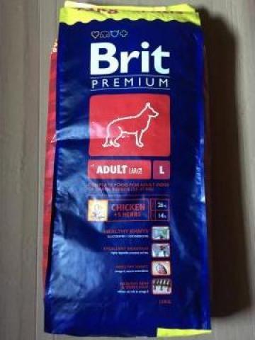 Hrana uscata caini Brit Premium