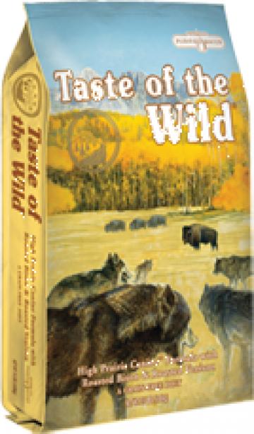 Hrana uscata caini Taste Of The Wild - High Prairie