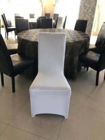 Huse scaun elastice, lycra pentru decorat scaune