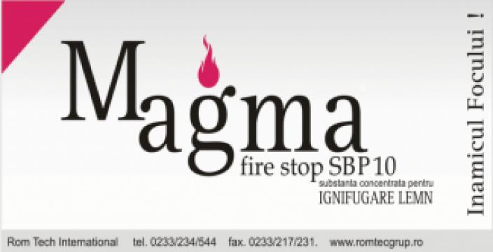Ignifugant lemn Magma FireStop SBP 10